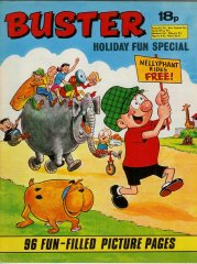BUSTER HOLIDAY SPECIAL: 1973