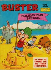 BUSTER HOLIDAY SPECIAL: 1974