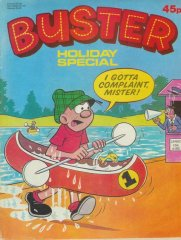 BUSTER HOLIDAY SPECIAL: 1981-1985