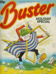 BUSTER HOLIDAY SPECIAL: 1986-1990