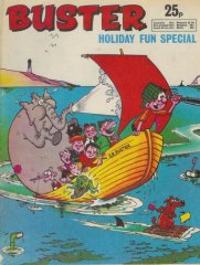 BUSTER HOLIDAY SPECIAL: 1975