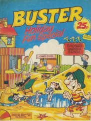 BUSTER HOLIDAY SPECIAL: 1976-1980