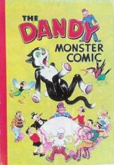DANDY BOOK, THE: 1947 The Dandy Monster Comic