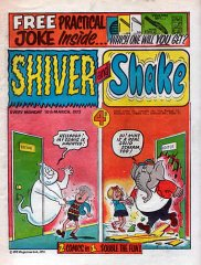 SHIVER AND SHAKE: 10th Mar 1973 (#1)