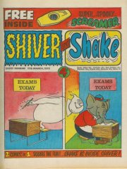 SHIVER AND SHAKE: 17th Mar 1973 (#2)