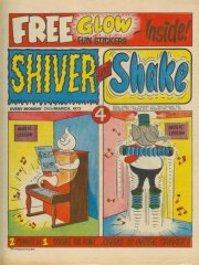 SHIVER AND SHAKE: 24th Mar 1973 (#3)