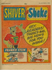 SHIVER AND SHAKE: 5th Jan 1974-5th Oct 1974