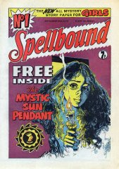 SPELLBOUND: 25th Sep 1976 (#1)