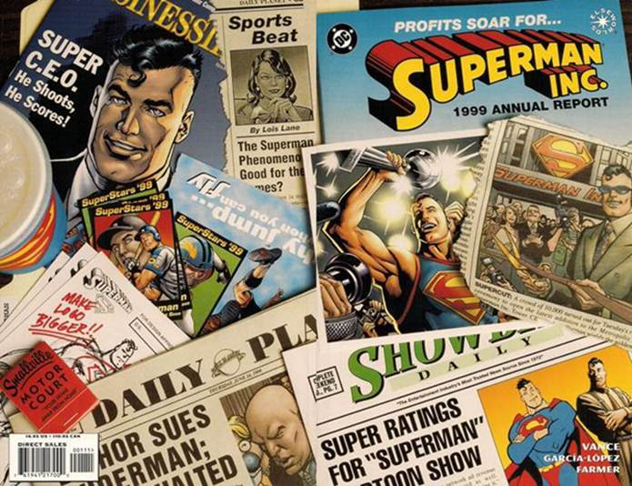 superman comic book price guide