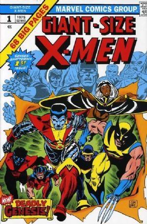 The uncanny x men comic book value