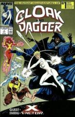 CLOAK AND DAGGER, THE MUTANT MISADVENTURES OF: 1