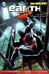 EARTH 2: BATTLE CRY: Volume 3 Hardcover