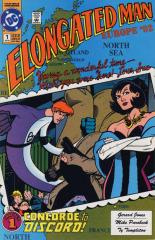 ELONGATED MAN: 1-4