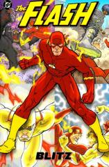 FLASH (2ND SERIES): BLITZ, THE: nn Trade Paperback