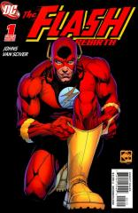 FLASH, THE: REBIRTH: 1