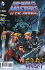 HE-MAN AND THE MASTERS OF THE UNIVERSE: 6