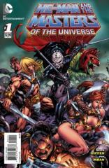 HE-MAN AND THE MASTERS OF THE UNIVERSE: 1
