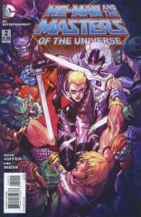 HE-MAN AND THE MASTERS OF THE UNIVERSE: 2