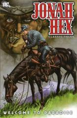 JONAH HEX: WELCOME TO PARADISE: nn Trade Paper Back