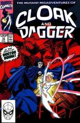 CLOAK AND DAGGER, THE MUTANT MISADVENTURES OF: 12-13