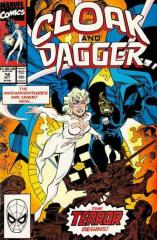 CLOAK AND DAGGER, THE MUTANT MISADVENTURES OF: 14
