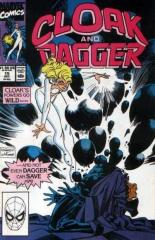 CLOAK AND DAGGER, THE MUTANT MISADVENTURES OF: 15