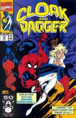 CLOAK AND DAGGER, THE MUTANT MISADVENTURES OF: 16
