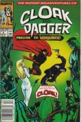 CLOAK AND DAGGER, THE MUTANT MISADVENTURES OF: 8