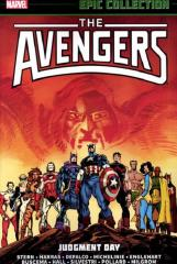 AVENGERS EPIC COLLECTION: JUDGEMENT DAY (THE): Volume 17 Trade paperback