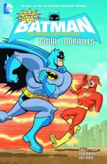 ALL NEW BATMAN, THE: THE BRAVE AND THE BOLD: SMALL MIRACLES: nn Trade paperback