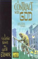 CONTRACT WITH GOD, A: nn Original Graphic Novel