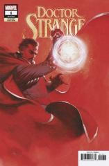 DOCTOR STRANGE (5TH SERIES): 1 Gabriele Dell'Otto Variant Cover