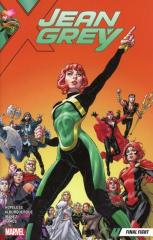 JEAN GREY: FINAL FIGHT: nn Trade paperback