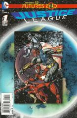 JUSTICE LEAGUE (2ND SERIES): FUTURES END: 1